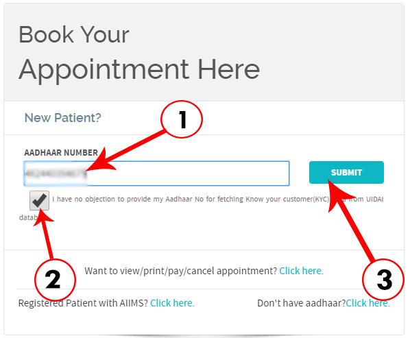 aadhaar-number appointment-online