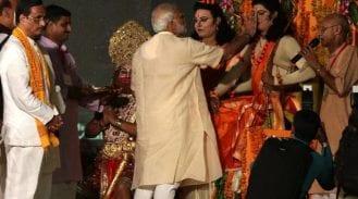 Narendra Modi Ram Leela