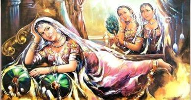 मेवाड़ की रानी पद्मिनी Rani-Padmini