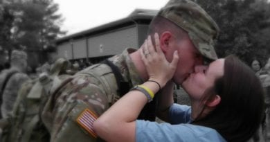 army quotes for girlfriends