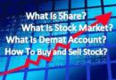 शेयर बाज़ार क्या है ?  Share Market में कैसे निवेश शुरू किया जाये