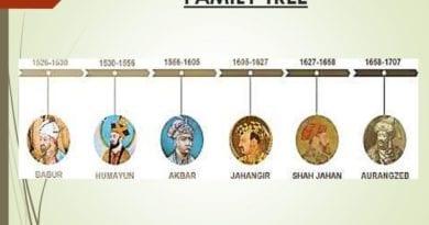 औरंगजेब हिस्ट्री-mughal-period-in-india