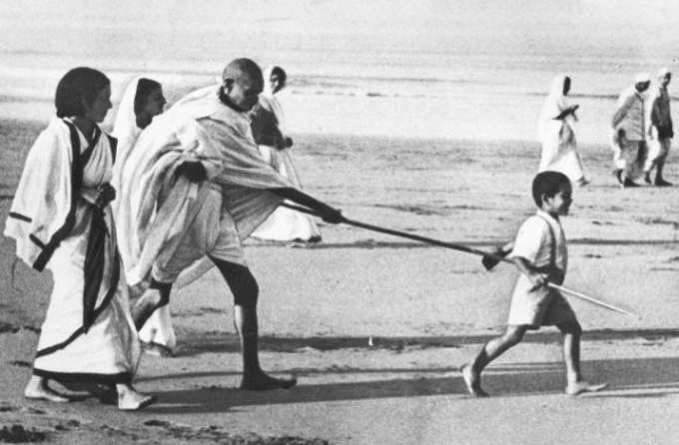 महात्मा गांधी निबंध