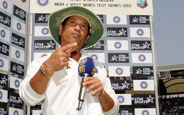 Full text of Sachin Tendulkar's farewell speech at Wankhede Stadium