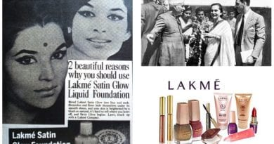 Why was the cosmetics company named Lakme?