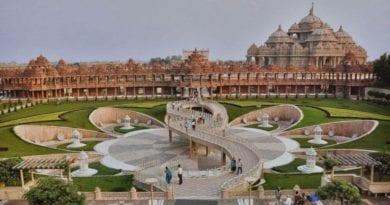 Swaminarayan-Akshardham-अक्षरधाम मंदिरदिल्ली history