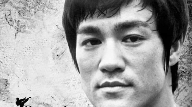 bruce lee biography