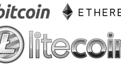 Bitcoin Vs Ethereum Vs Litecoin