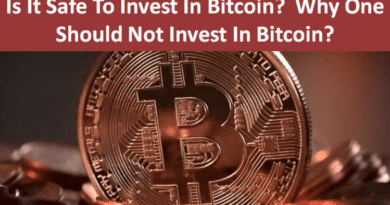 is it safe to invest in bitcoin in india