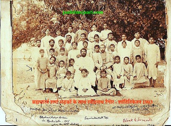 india100 years ago